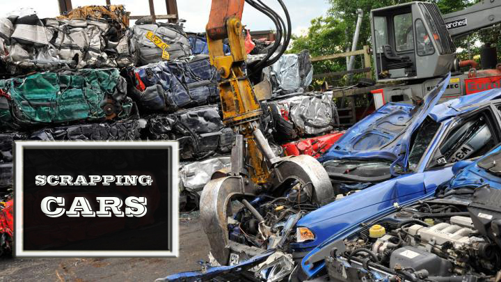 "The ""how"" to Scrap Your Car"