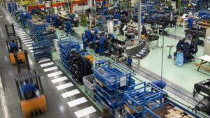 Automotive Manufacturing Auto Parts Industry Value Chain