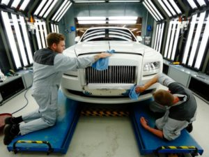 Brexit Is Tipping The UK Automobile Business More than The Edge Automotive Industry Uk