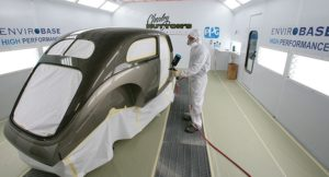 How Large Is The Worldwide Automotive Paint And Coating Business?