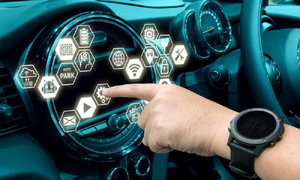 IoT In Automotive Business It In Automobile Industry Ppt