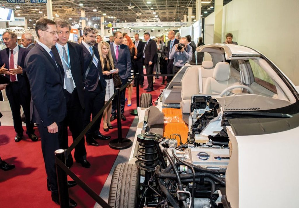 MAGE Business Industry 4.0 In Automotive Sector