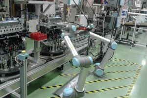 The Rewards Of Automating Production Lines With Robots In Automotive Industry