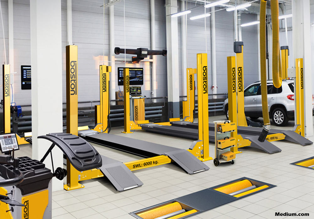 Automotive Equipment Distributors And Suppliers