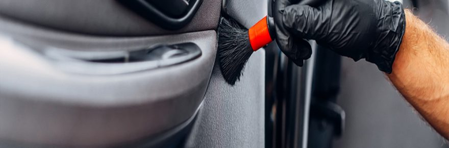 Car Wash Equipment for Cleaning Interiors and Exteriors of Cars