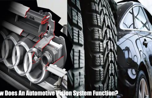 How Does An Automotive Vision System Function?