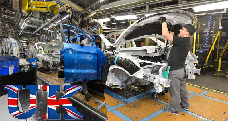 Information About Automotive Manufacturing in the UK